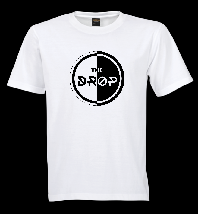 The Drop Circle Tshirt White