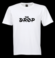 Tshirt White - The Drop