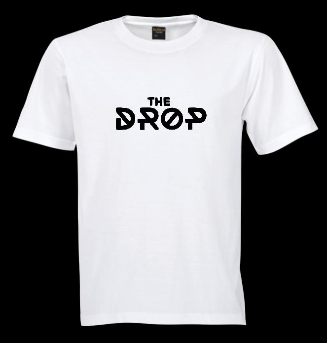 The Drop Tshirt White