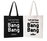 Tote Bag The Drop Bang Bang