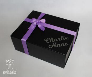 Funky Goth Bow Box - 12 bows