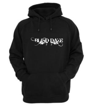 Hoodie Black - Blind Daze