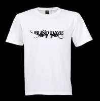 Tshirt White - Blind Daze