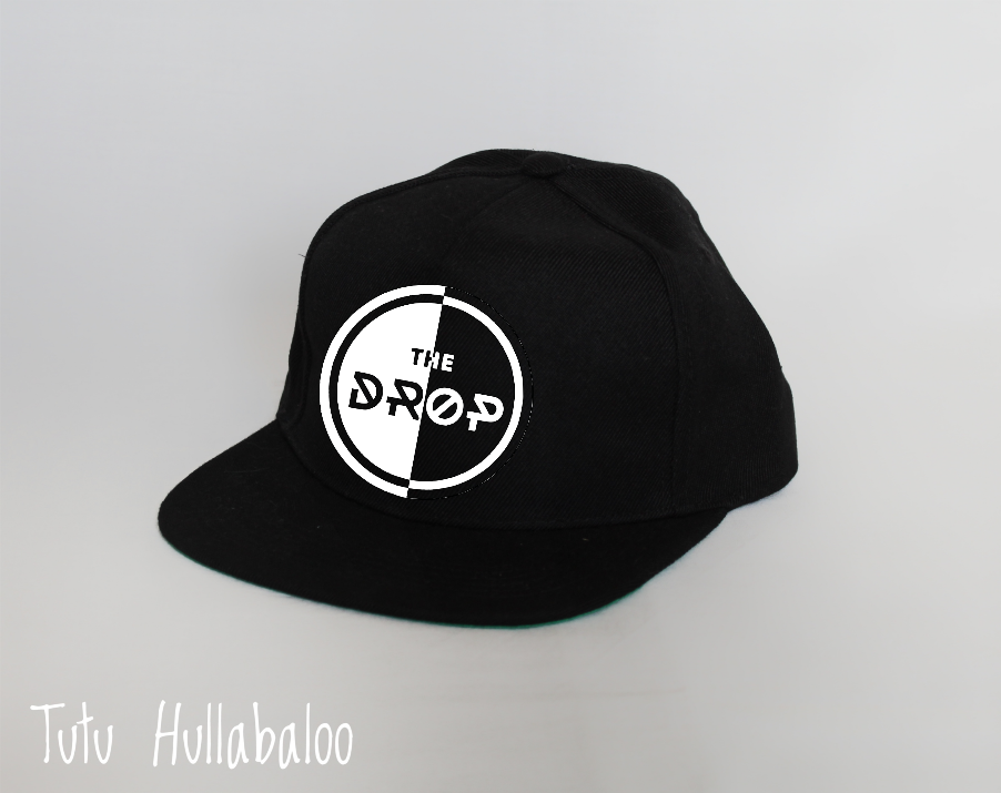 The Drop Snapback Hat - Large Logo