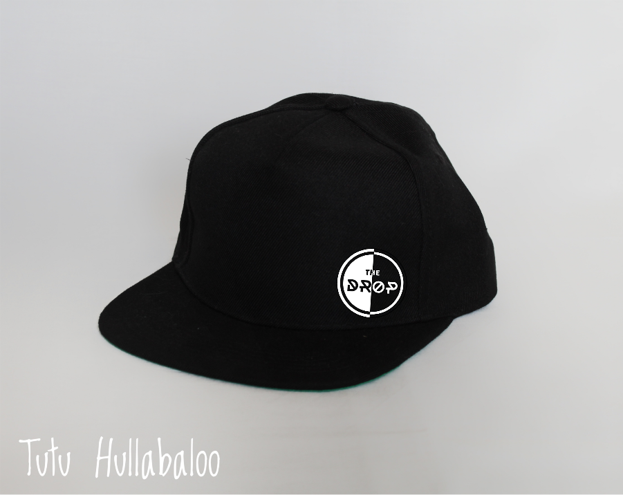 The Drop Snapback Hat - Small Logo
