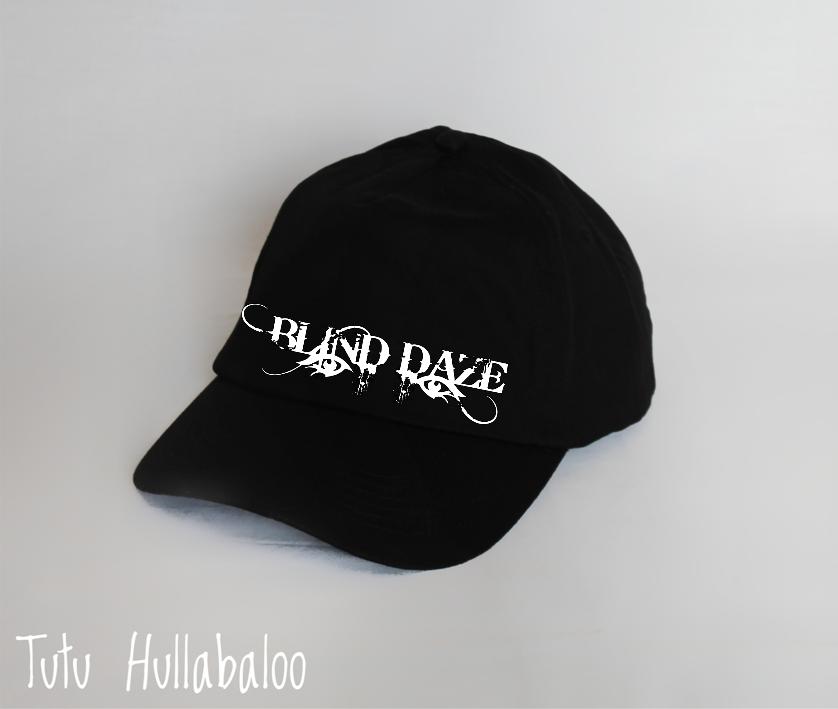 Blind Daze Skip Hat - White