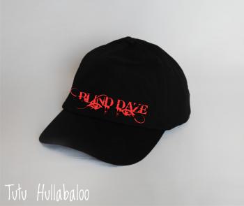Skip Hat - Red - Blind Daze