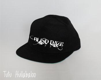 Snapback Hat - White - Blind Daze