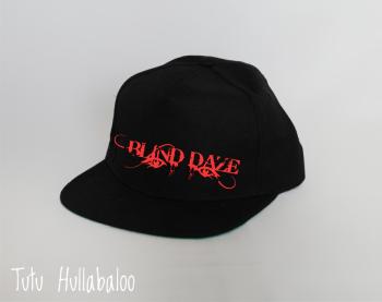 Snapback Hat - Red - Blind Daze