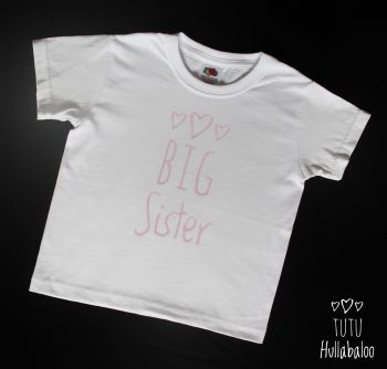 Big Sister Tshirt