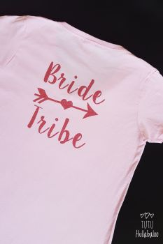 Hen - Bride Tribe Tshirt - Medium Ladies - Ready to post