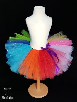 Rainbow Bold Tutu - Child