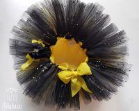 Black/Yellow Tutu - Child