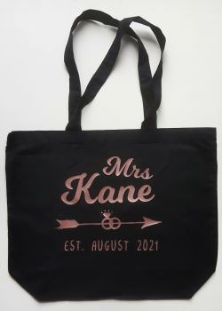 Maxi Tote Bag Personalised