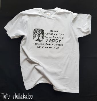 Dog Daddy Tshirt