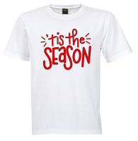 Tis the Season Tshirt - 1 of 3 part set