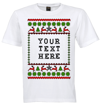 Christmas Jumper Tshirt