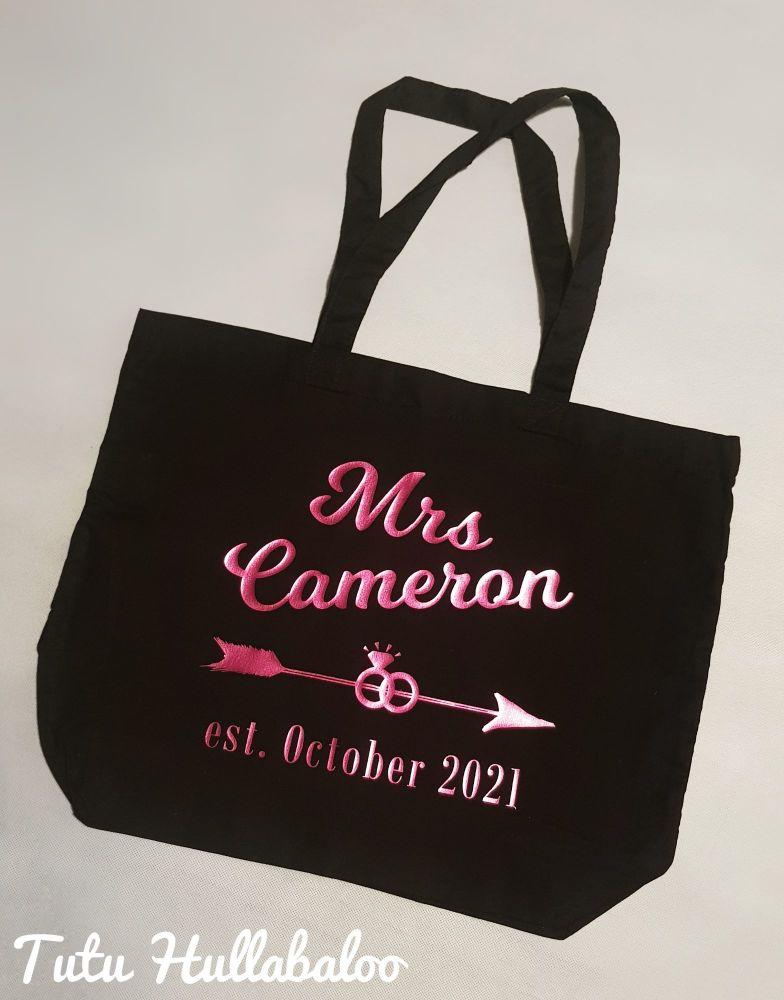 Maxi Tote Bag Personalised