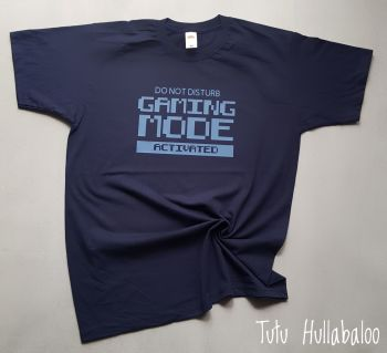Gaming Mode Activated Tshirt