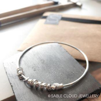 Make a Silver Charm Bangle Workshop Voucher