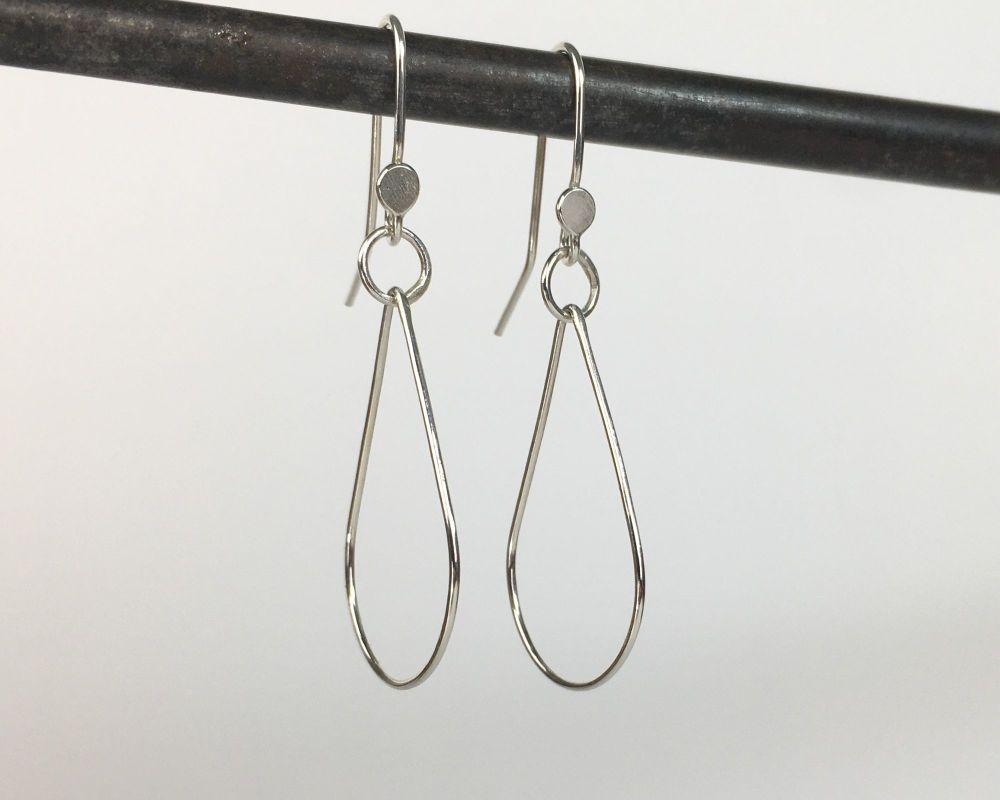 Dinky Dangle Earrings - Teardrop
