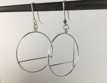 Dangle Earrings - Mondrian