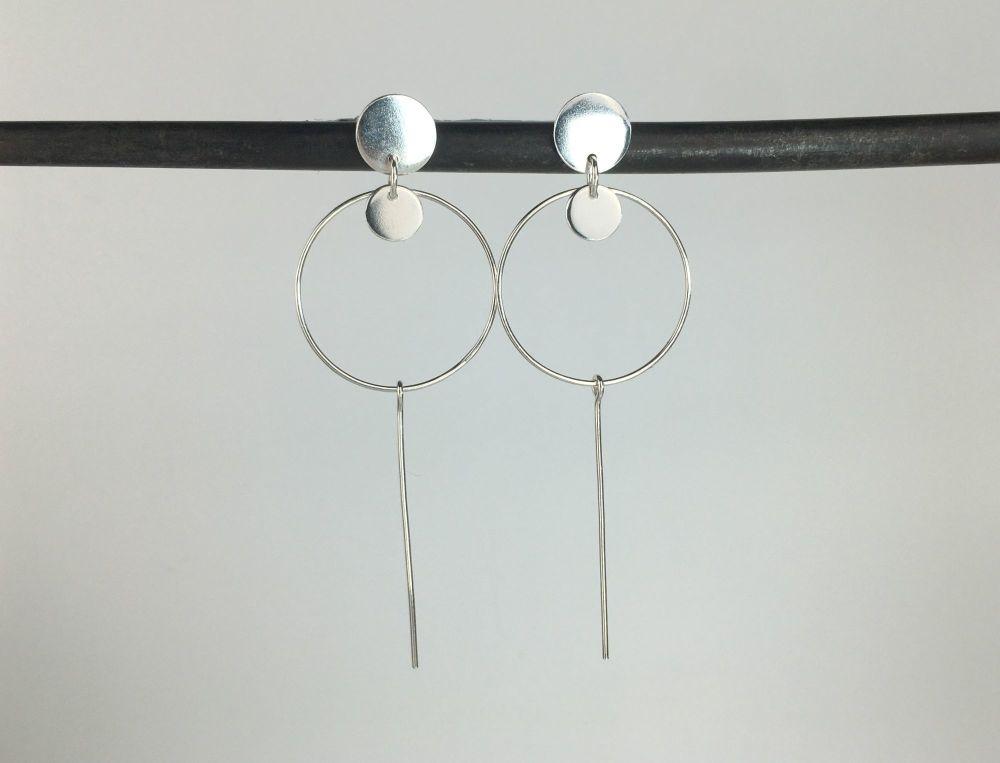 Dangle Earrings - Bubble Drop