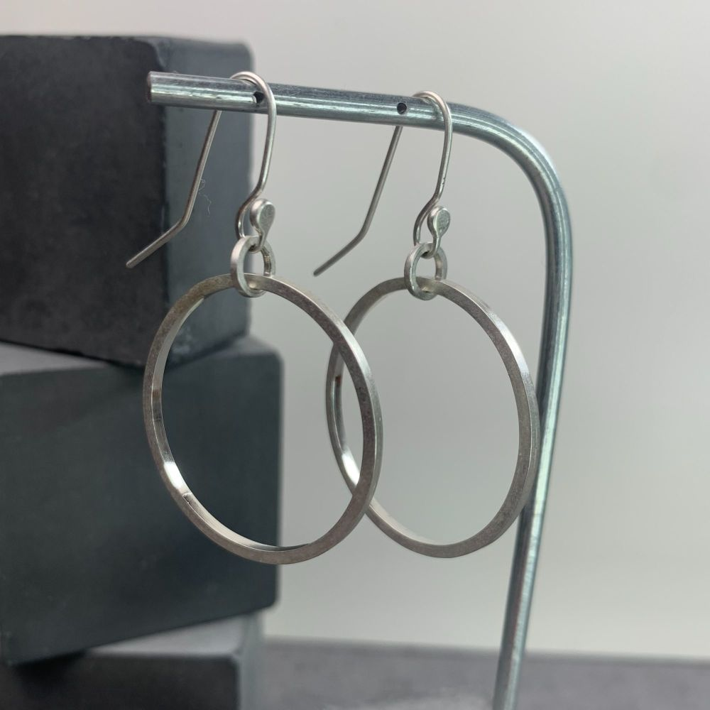 Circle|Hoop Earrings
