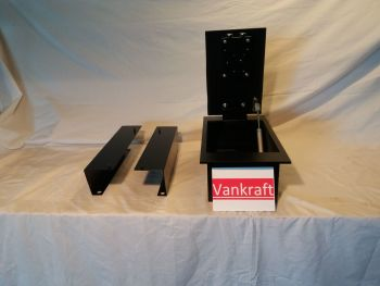 VW T5 / T6 concealed underseat safe
