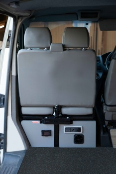 THIS PRODUCT IS ON HOLD.  ALL in ONE double passenger seat swivel base with extra recline and folding backrest