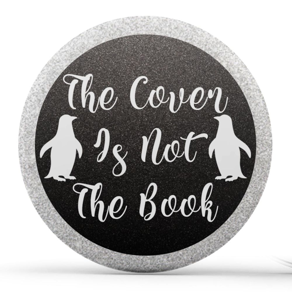 The Cover Is Not The Book