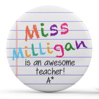 Personalised Awesome Teacher
