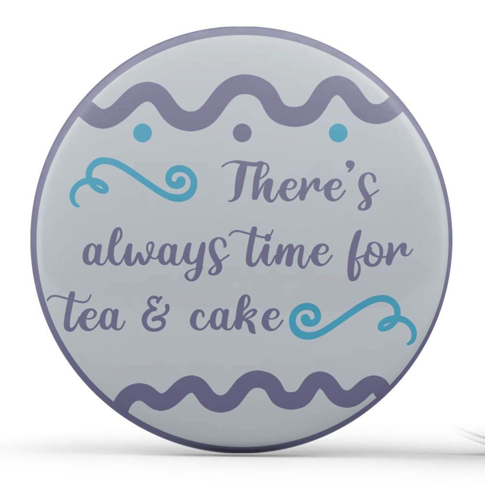 Personalised - Teacups, Purple