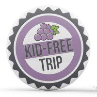 Kid-Free Trip, Grape Soda