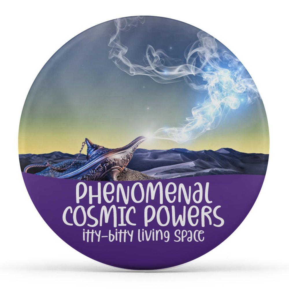Phenomenal Cosmic Powers