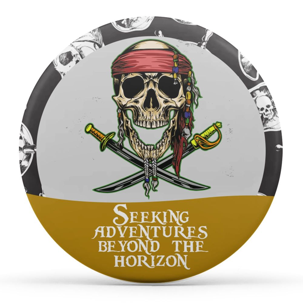 Seeking Adventures (Skull)