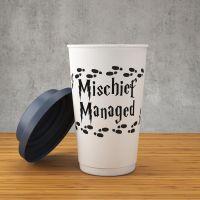 Mischief Managed - Decal/Sticker