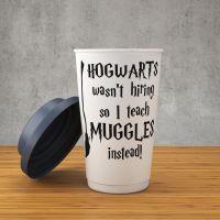 Hogwarts Wasn't Hiring - Decal/Sticker