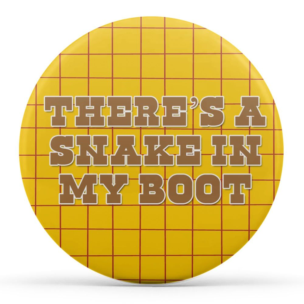 There's A Snake In My Boot