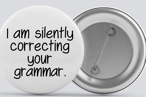 Witty Badges