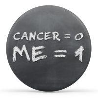 Cancer = 0, Me = 1
