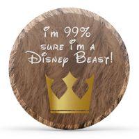 I'm 99% Sure I'm A Disney Beast