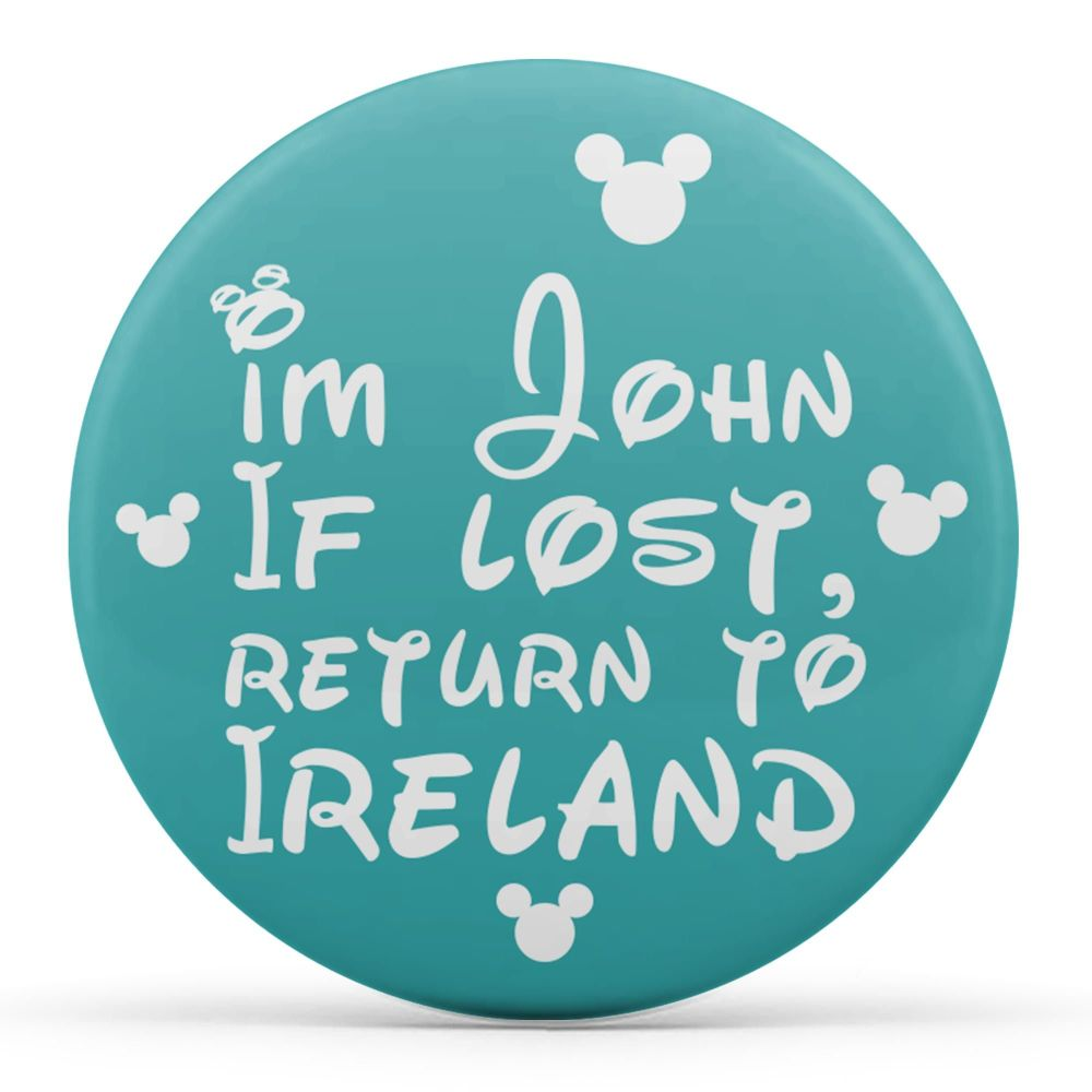 If Lost... Choice of Customised Designs