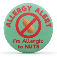 Allergy Alert - I'm Allergic to Nuts