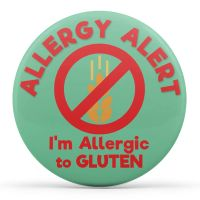 Allergy Alert - I'm Allergic to Gluten