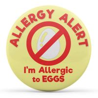 Allergy Alert - I'm Allergic to Eggs