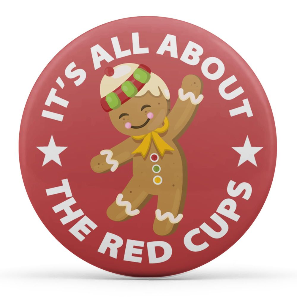 It's All About The Red Cups