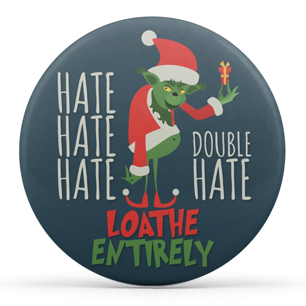 Hate Hate Hate, Loathe Entirely