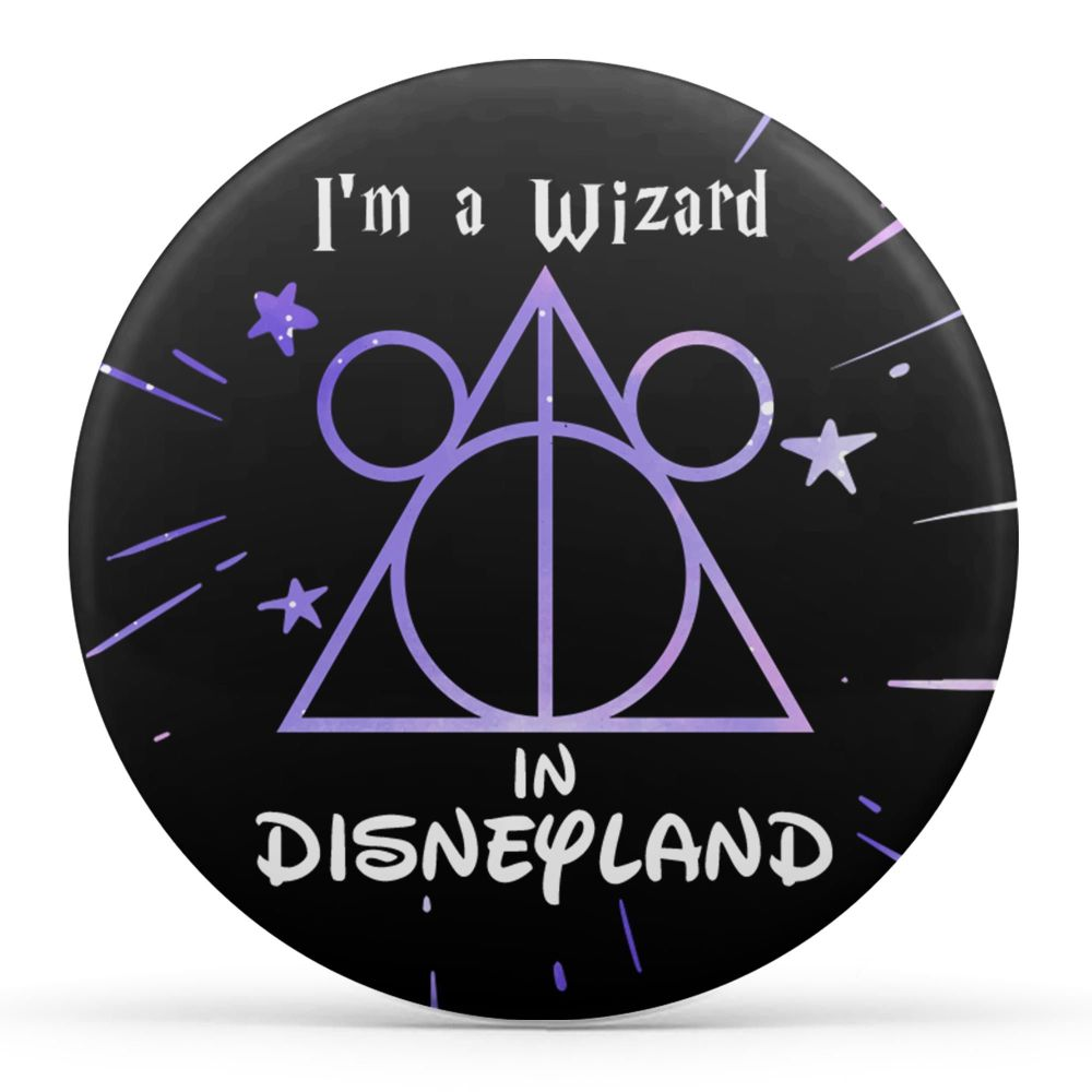 I'm a WIzard in Disneyland