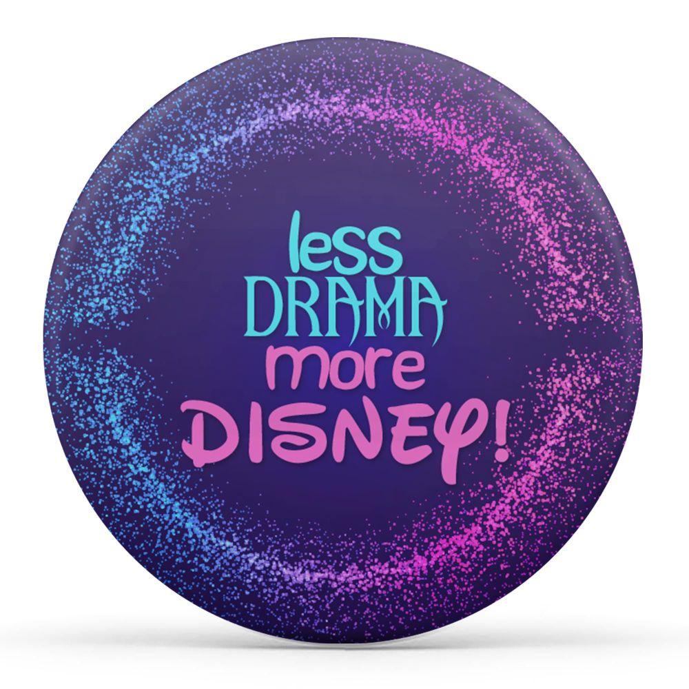 Less Drama More Disney